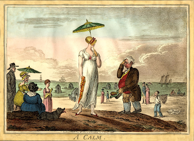 A Calm by James Gillray - published by H Humphrey 16 May 1810  © The Trustees of the British Museum  Used under Creative Commons Licence (CC BY-NC-SA 4.0)