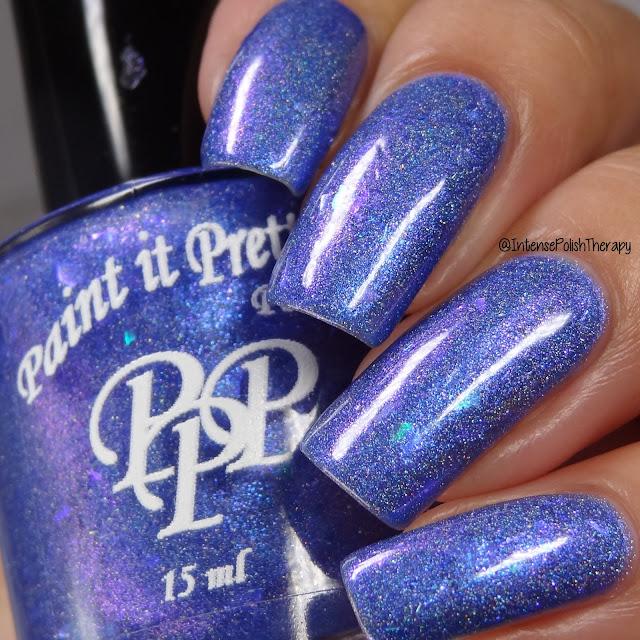 Paint It Pretty Polish Blue Jay Way