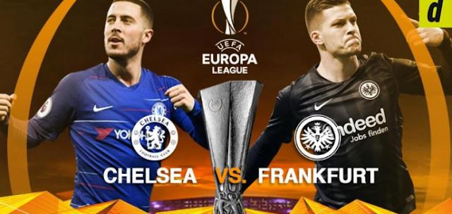 Chelsea vs Eintracht Frankfurt  Live Stream