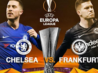 UEFA Europa League : Chelsea vs Eintracht Frankfurt  Live Stream