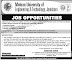Jobs In Mehran University Of Engineering And Technology