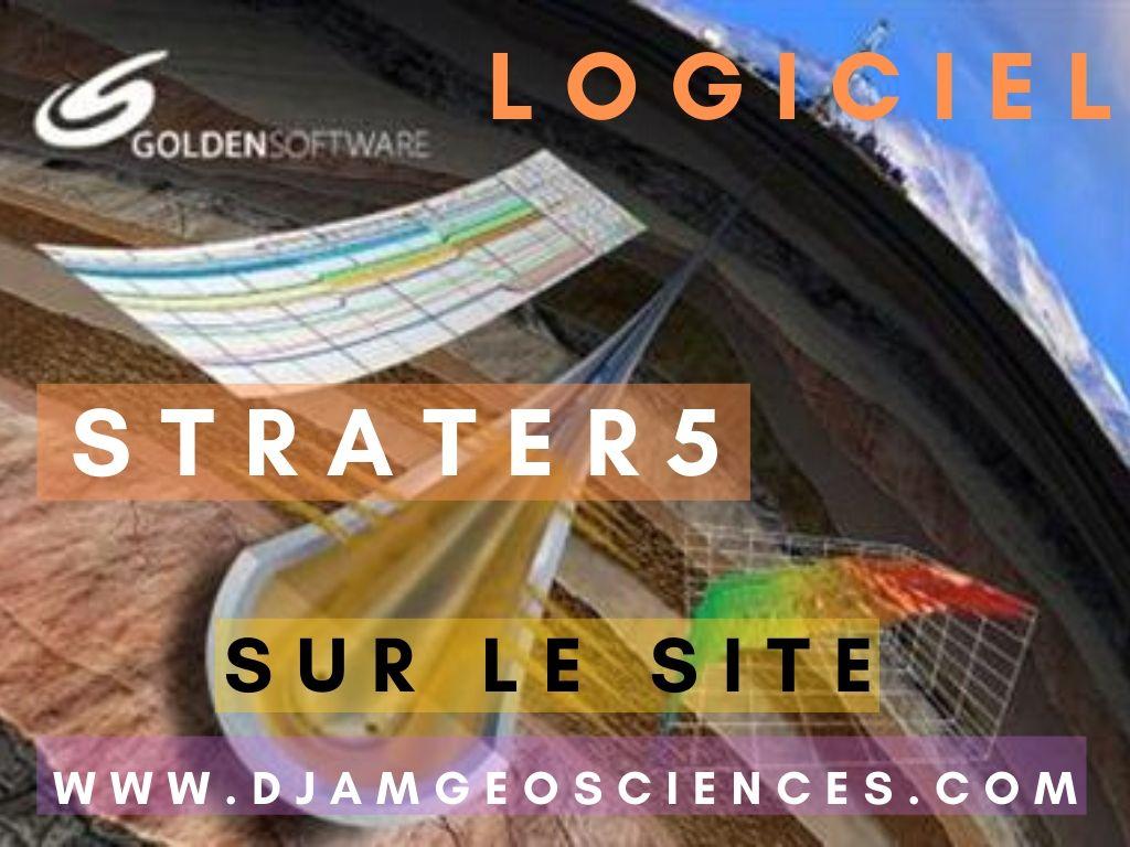 TELECHARGER GOLDEN SOFTWARE STRATER 5.4.948 COMPLET+ACTIVATION