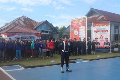 Penyelenggara Syariah Pimpin Doa Pemberian Remisi di Lapas Klas IIB Tanjungbalai