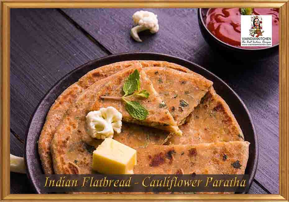 viaindiankitchen-flatbread-cauliflower-paratha