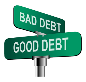 How can debt helps a company to grow?