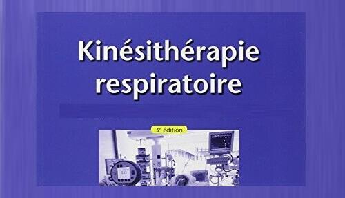 Kinésithérapie respiratoire PDF