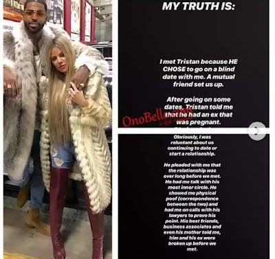 Khloe Kardashian Responds After Cheating Allegations with Tristan Thompson Surface in Explosive Court Documents