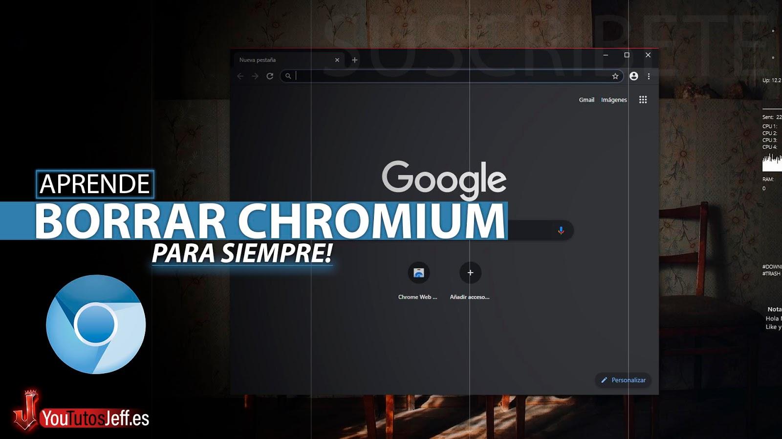 Como Eliminar Chromium para Siempre