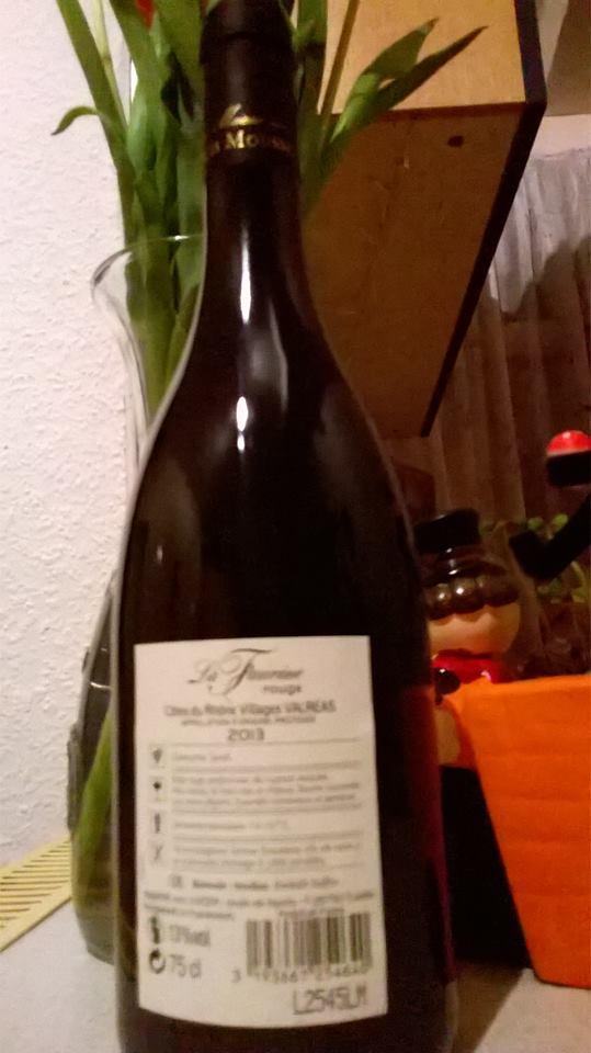 La Fauvine vino 2013