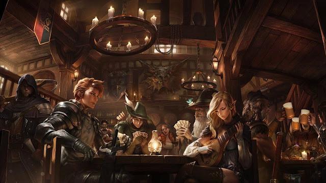 11 puntos débiles de Dungeons & Dragons - Situaciones Sociales