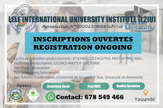 Ouverture_d'inscriptions_à_LELE_INTERNATIONAL_UNIVERSITY_INSTITUTE_(L2IU)