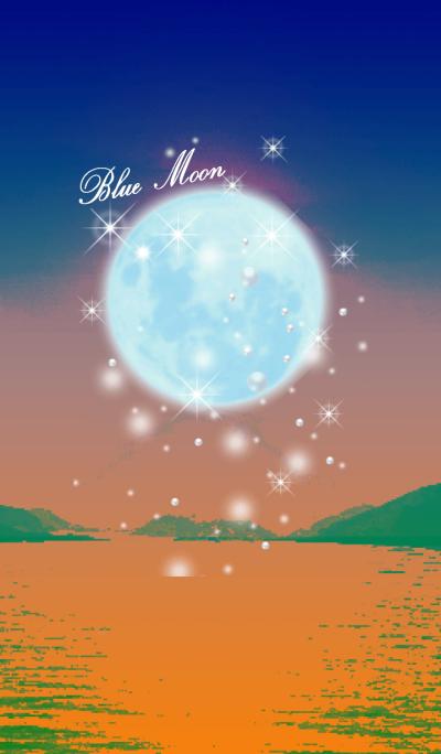Lucky Blue Moon 56