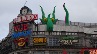 Manchester Monster Invasion: Return of the Monsters