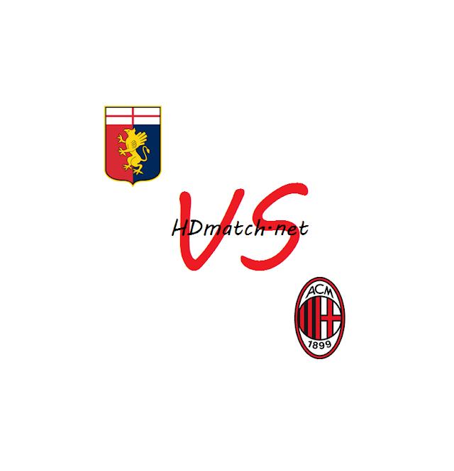 مشاهدة مباراة ميلان وجنوى بث مباشر مشاهدة اون لاين اليوم 8-3-2020 بث مباشر الدوري الايطالي يلا شوت ac milan vs genoa