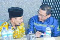 Tahun Pertama, LUTFI-FERI Siap Kucurkan Rp10 Milyar untuk Masjid Al-Muwahidin
