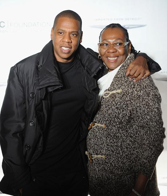Mama wa Jay-Z: Nilimwambia Mwanangu Nina Mpenzi wa Jinsia Moja