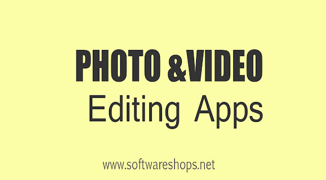 photo and video editing app