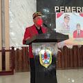 Drs.Kluisen Terpilih Sebagai Ketua DAD Kabupaten Melawi Periode 2021-2026