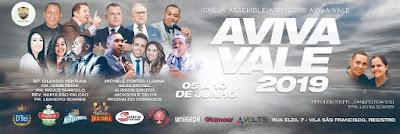 Congresso Regional da Assembleia de Deus Aviva Vale