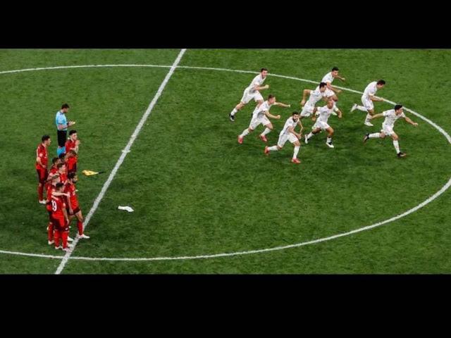 Ironis! Drama penalti Mewarnai Kesuksesan Timnas Spanyol melaju ke Semifinal Euro 2020