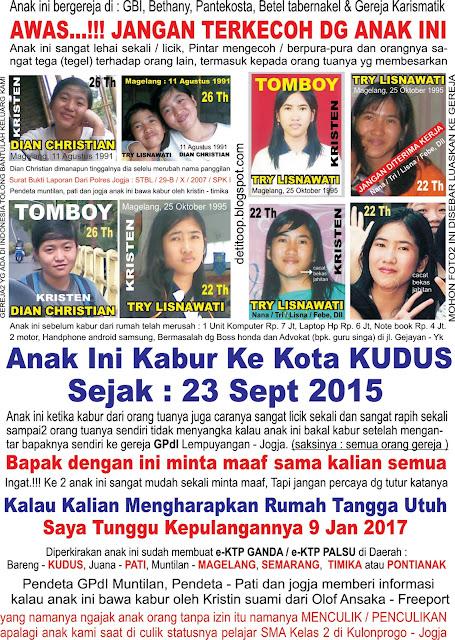 Supplier Baja Ringan Di Semarang Kisah Nyata Anak Kristen Didik Tidak Takut Tuhan Oleh ...
