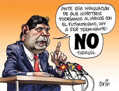 LOS POLITICOS INMORALES