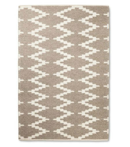 neutral feather gray rug from Target