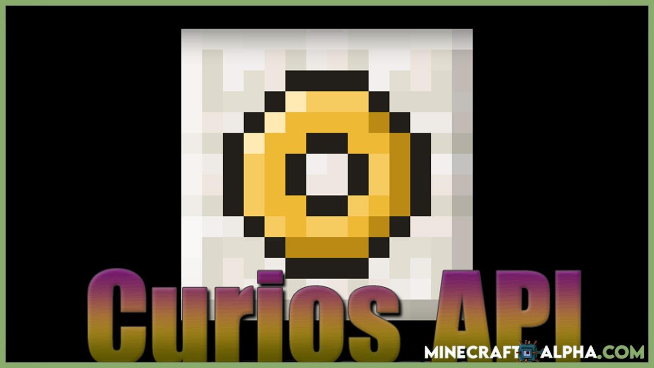 Minecraft Curios API 1.17.1 (Library for TheIllusiveC4's )