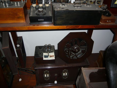 Radioricevitore Marconi Mod.61 - 1926