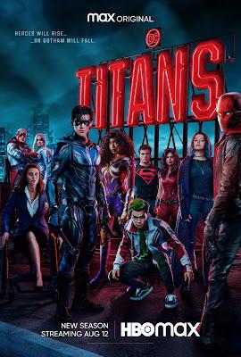 Titans Season 3 More Details Name - Titans