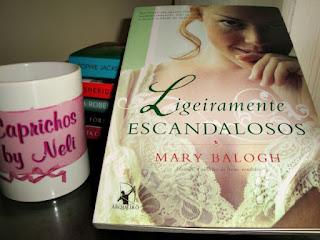 Ligeiramente escandalosos, Mary Balogh, editora arqueiro