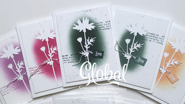 By Angie McKenzie for Global Creative Inkspirations; Click READ or VISIT to go to my blog for details! Featuring the new 2021-2023 In Colors and the Quiet Meadow Bundle from the 2021-2022 Annual Catalog; #stampinup #handmadecards #naturesinkspirations #sneakpeek #20212023incolors  #occasioncards #customercards #quietmeadowstampset #meadowdies #quietmeadowbundle #20212022annualcatalog #cardtechniques #globalcreativeinkspirations #gcibloghop #makingotherssmileonecreationatatime