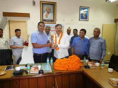 DPRO Relieved Sultanpur Uttar Pradesh