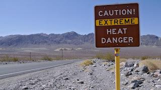 Un peligroso contraste de temperaturas