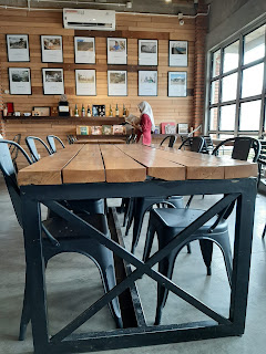 Interior office coffee