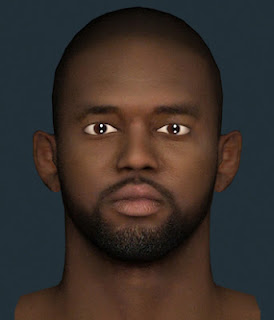 NBA 2K13 John Lucas Cyber Face Patch