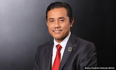 BUBAR PARLIMEN SEGERA - Aminuddin Yahaya, Presiden ISMA