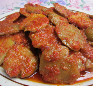 Jengkol Stew