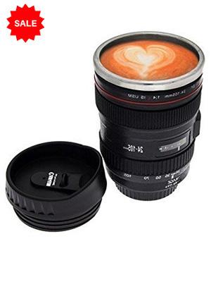 Camera Coffee Mug  Cool Gadgets