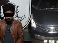 Kuasai Mobil Rental Gelàp, Warga Makassar Diamankan di Polres Pangkep