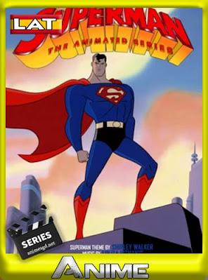 Superman la serie animada (1996) [LATINO] [MEGA Y MEDIAFIRE] DizonHD