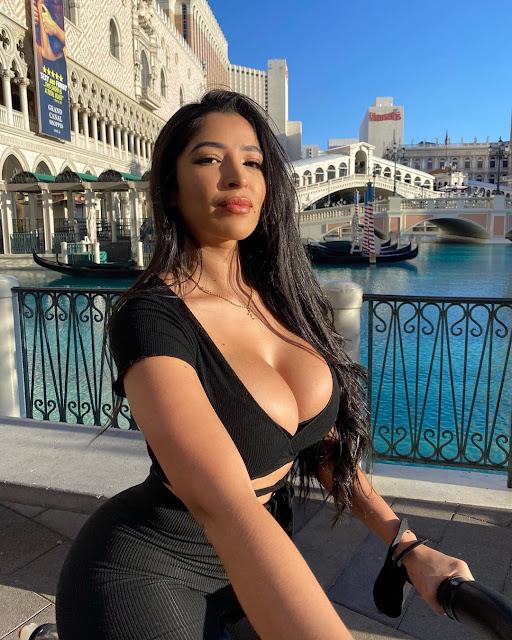 Social Media Model Thalia Mcix Hot Pictures Actress Trend