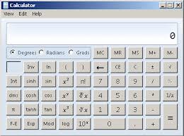 Kalkulator Pada Windows 7