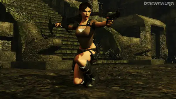 تحميل لعبة Tomb Raider Legend 2 للكمبيوتر مجانا