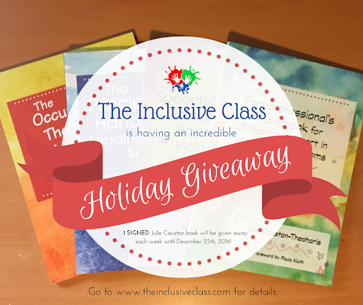 The Inclusive Class is Having a Holiday Giveaway!
