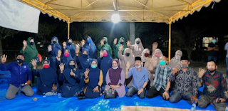 Bunda Sumini dan Masyarakat Tanjung Medan Dukung Penuh AMAN