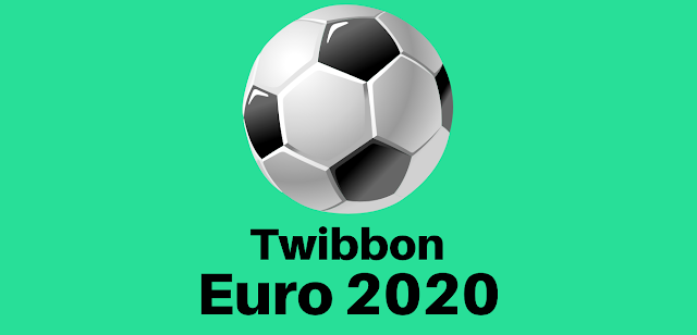 Gambar Twibbon Piala Eropa 2020 Lengkap