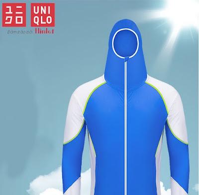 ưu điểm của áo chống nắng nam uniqlo