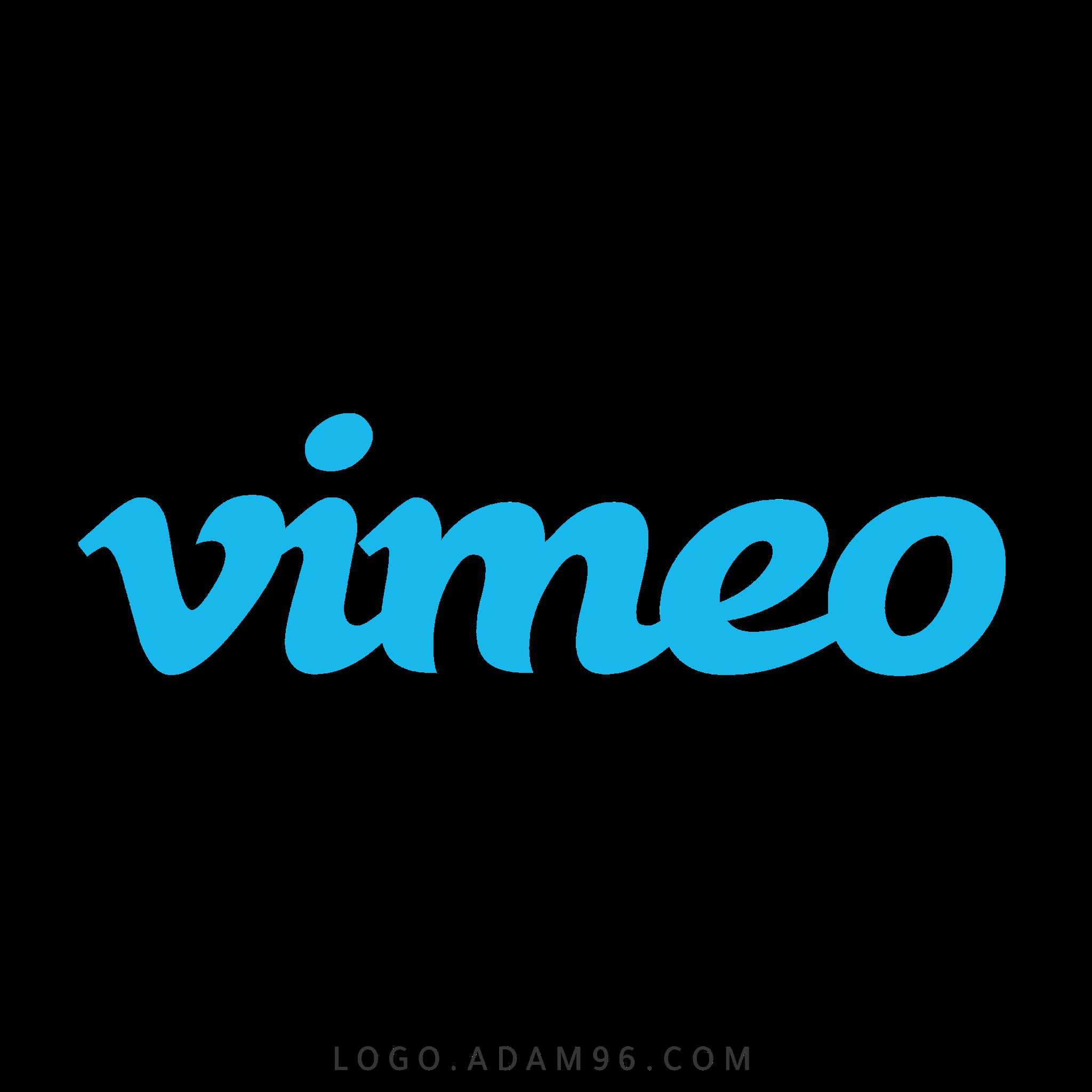تحميل شعار موقع فيميو لوجو رسمي عالي الجودة Logo Vimeo PNG