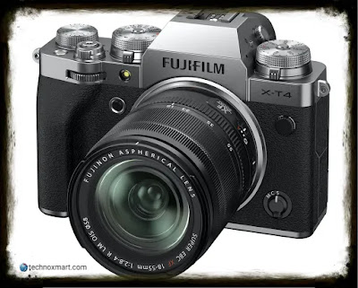 Fujifilm X-T4 Flagship X Series Mirrorless Camera Launched In India With In-Body Stabilisations